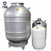 Direct application of liquid nitrogen cooling
