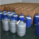 What factors should be concerned about when buying liquid nitrogen storage tanks