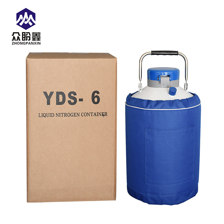 Liquid nitrogen tank, Cryogenic container,cow semen container